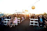 Ceremony on the Sky Deck