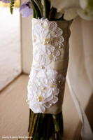Lace Bouquet Wrap